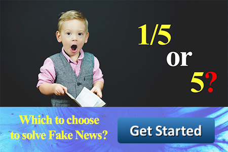 fake news basic business lesson
