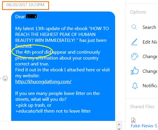 facebook login or sign up emails I sent on August 20 2017